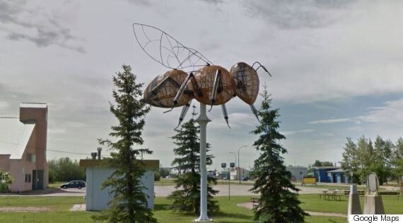 Alberta's Roadside Attractions Are Delightfully