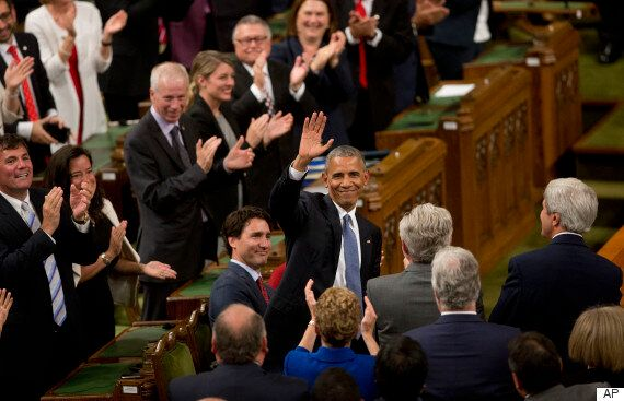 White House Responds To Canadian MPs Chanting 'Four More Years' For Barack