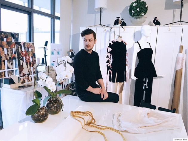 Matthew Gallagher Shares The Inspiration Behind His Fall 2016
