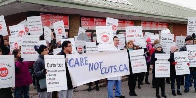 Physician Protests Against Liberal Cuts Have Made Me An