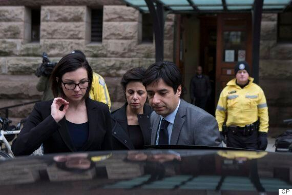 Jian Ghomeshi Trial: Lucy DeCoutere And Third Complainant Exchanged 5,000