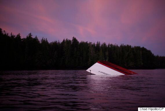 Tofino Whale-Watching Boat Knocked Over By Giant Wave: Calgary