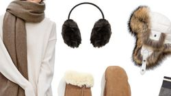 Warm Winter Accessories That Won't Sacrifice Your