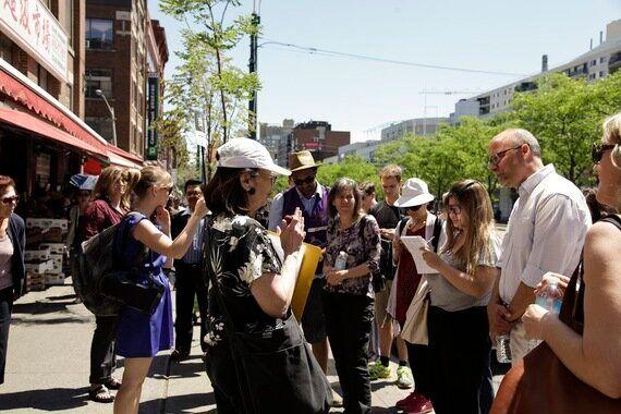 Exploring Toronto's Diversity Through