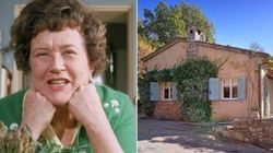Julia Child's French Villa On Sale For The Price Of A Toronto