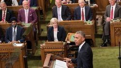 Obama Boasts Canada-U.S. Relations Are 'Stronger' Than