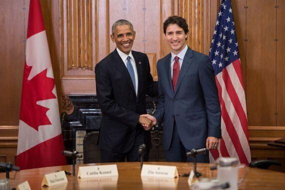 Barack Obama Gives Speech On Canada-U.S. Relations: Full