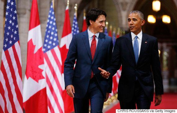 Trudeau Hints Clean Energy Pact Could Mean More Canadian Exports To