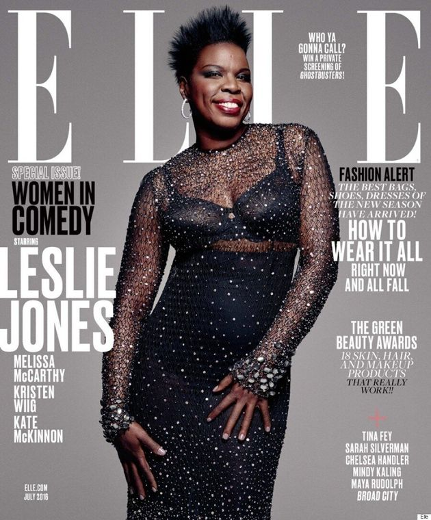 Leslie Jones Said No Designers Wanted To Help Her With Her 'Ghostbusters' Premiere
