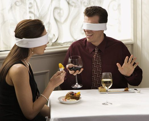 Blind date etiquette