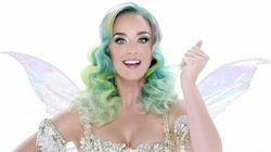 Katy Perry Plays A Magical Fairy In H&M's Holiday Campaign
