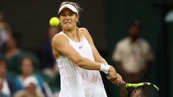 Genie Bouchard Is A Fan Of Nike's Controversial Tennis