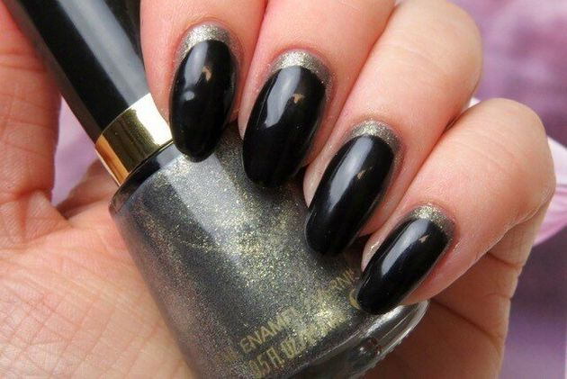 Rock A Ruffian Manicure For Your Holiday