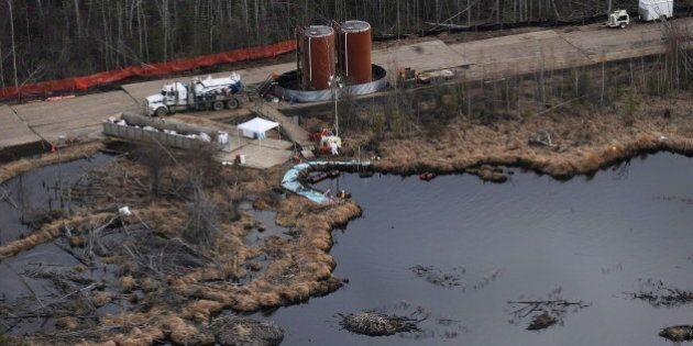 Plains Midstream Fined $1.3 Million After Guilty Plea In Alberta