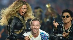 Beyonce Upstages Coldplay At Super Bowl 50 Halftime