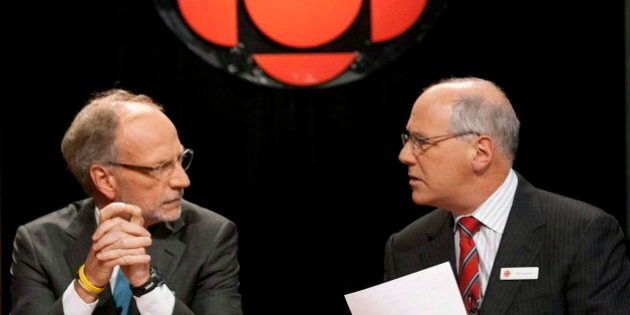 Canadians Would Pay For CBC, CBC Execs Tell