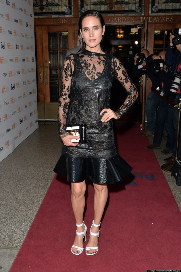 Jennifer Connelly TIFF 2014: 'Shelter' Star Has Legs For Days On The Red