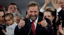 Mulcair Vows To Raise Wages For Federal