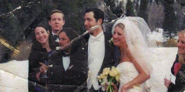 Elizabeth Stringer Keefe Uses Social Media To Return 9/11 Wedding Photo To Owner After 13