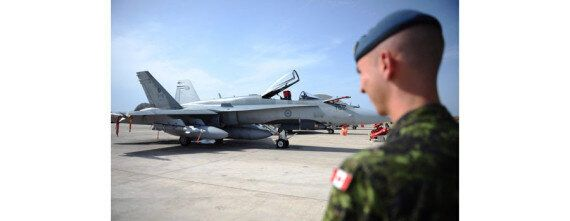 Most Canadians Disagree With Trudeau's Plan To Withdraw CF-18s, Poll