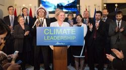 Alberta Seeks New Image With Bold Climate Change