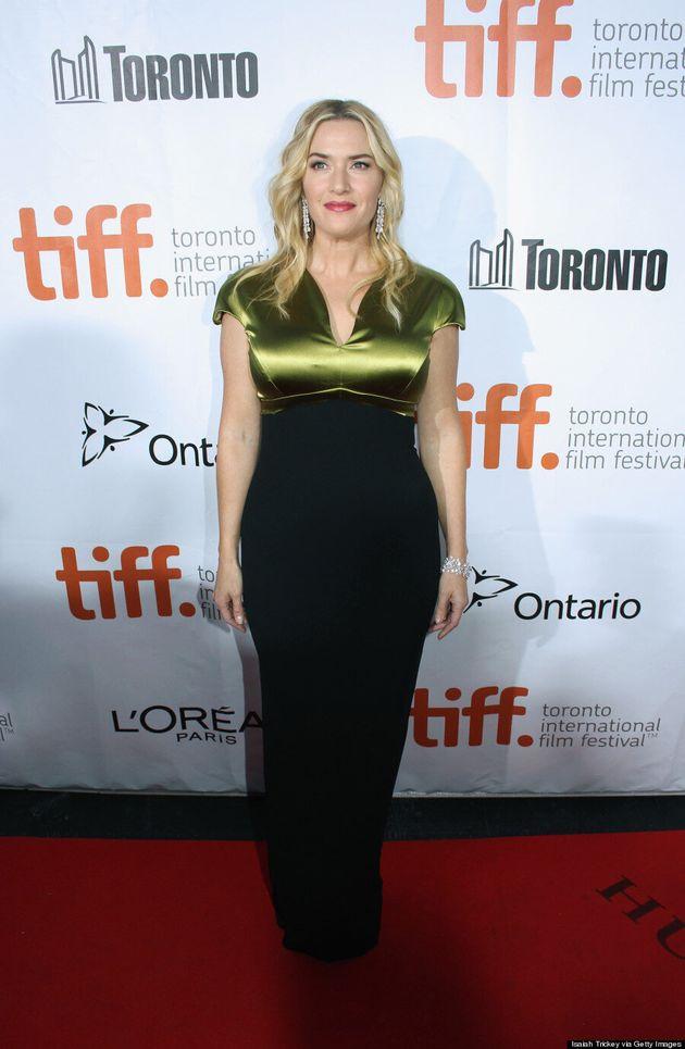 Kate Winslet TIFF 2014: 'Divergent' Star Stuns In Glamorous