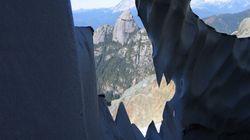 Hiker Falls To His Death Climbing Glacier Near