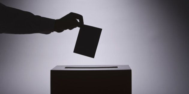 Ranked Ballots Would Make Voting for the Lesser Evil Much
