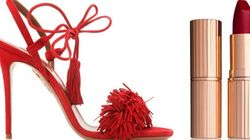 Red And Gold Fashion Picks To Ring In Chinese New
