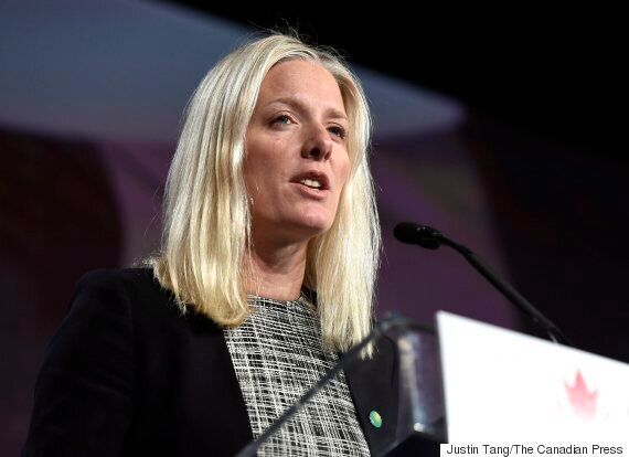 Catherine McKenna, Environment Minister, Criticizes Past Tory, Liberal