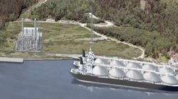 What B.C.'s Proposed Woodfibre LNG Plant