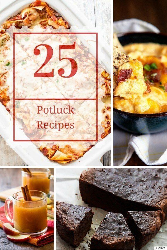 25 Ideas For Potluck Recipes You Can Make In a Crock