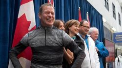 Chip Wilson Rips Reporter For Being On 'Jewish Standard