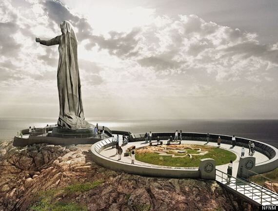 Parks Canada Pulls Out Of Mother Canada Memorial