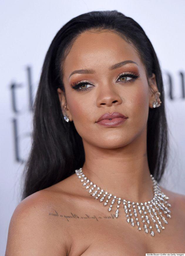 Rihanna Debuts Chic New Blunt Bob On 'The Ellen DeGeneres