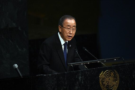 Ban Ki-Moon, UN Secretary General, To Visit Trudeau In
