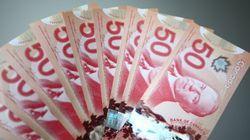 Canadians Hoarding Cash Show 'Amazing Shrewdness':
