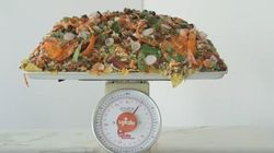 These 66-Pound Nachos Are The Ultimate Super Bowl