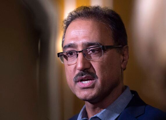 Liberals Willing To Cut Strings On Infrastructure Funds, Sohi
