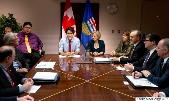 Trudeau Not Swayed On Energy East Position After Alberta
