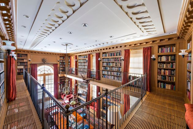 Conrad Black's Toronto Mega-Mansion Is Hitting The Auction Block
