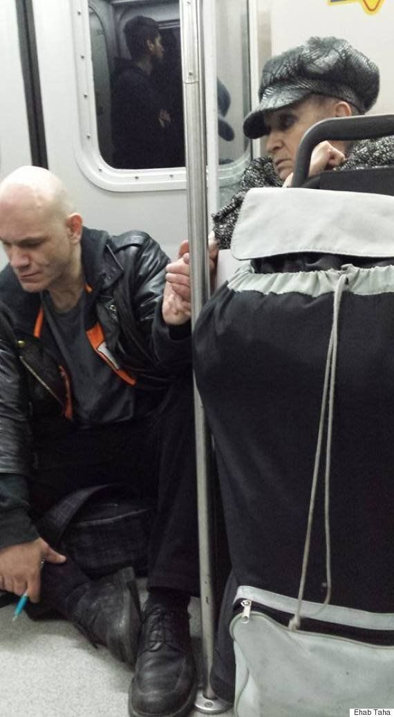 Woman's Kindness Towards A 'Scary' Man On The SkyTrain Is