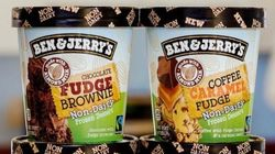Ben & Jerry's Launches Vegan Ice Cream -- Just Not In