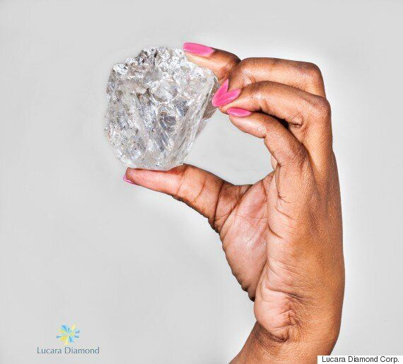 Vancouver's Lucara Diamond Corp. Finds 1,111-Carat Stone In
