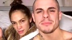 JLo Ditches The Makeup And Records Hilarious Dubsmash