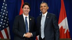 Obama Pushes Trudeau On