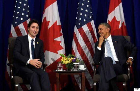 Barack Obama: Canada, U.S. 'Soon To Be' Signatories To