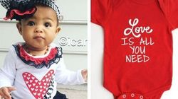 17 Cutest Valentine's Day Onesies For Your Love