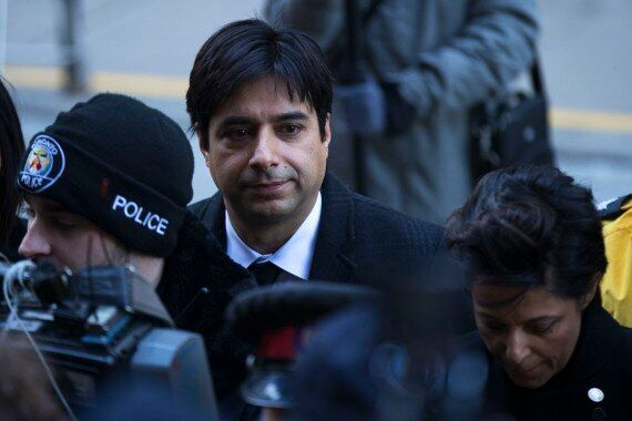 Jian Ghomeshi Trial: Lucy DeCoutere Takes Witness