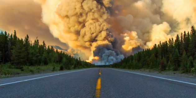 Banff National Park Wildfire Could Cause Travel Delays For